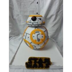 Fofucha Robot BB-8 de Star...