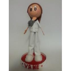 Fofucha Enfermera con Fonendo