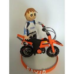 Fofucha Piloto de motocross